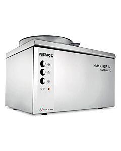 Nemox Gelato Chef 5L Automatic 1,4 liter rvs