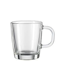 Oldenhof cappuccinokop 290 ml glas 2 stuks