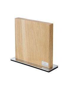 Zassenhaus magnetisch messenblok 28 x 25,5 cm eikenhout