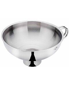 Küchenprofi jamtrechter ø 12,7 cm rvs
