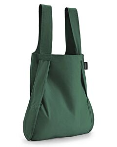 Notabag tas 45 x 65 cm Forest Green