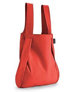 Notabag Mini tas 36 x 52 cm rood
