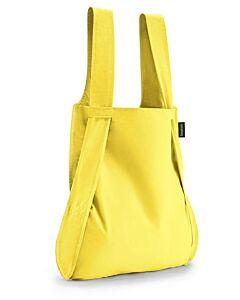 Notabag Mini tas 36 x 52 cm geel
