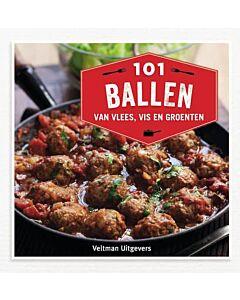101 ballen : van vlees, vis en groenten