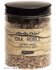 100% Chef Aladin Chips rookmot 80 gram eikenhout