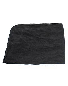 Broste Copenhagen Gracie servet 45 x 45 cm linnen grijs