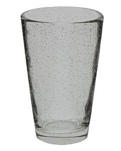 Broste Copenhagen Bubble drinkglas 400 ml glas