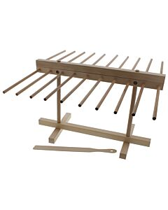 Oldenhof pastadroogrek XL recht 43 x 29 cm hout