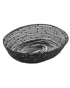 Broste Copenhagen Algot mand 23 x 17 cm staal zwart