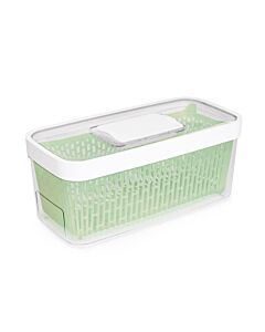 OXO Good Grips GreenSaver vershoudbox 4,7 liter kunststof wit