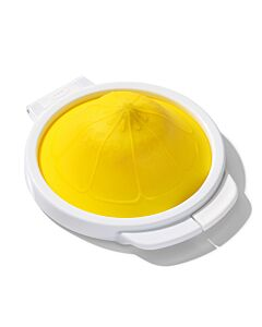 OXO Good Grips vershouder citroen ø 12 cm silicone geel