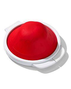 OXO Good Grips vershouder tomaat ø 14 cm silicone rood