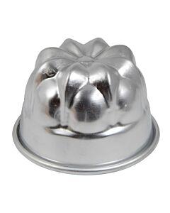 Oldenhof puddingvorm bloem ø 9,5 cm aluminium