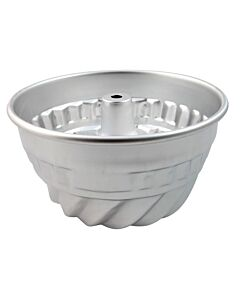 Oldenhof tulbandvorm rond ø 12 cm aluminium