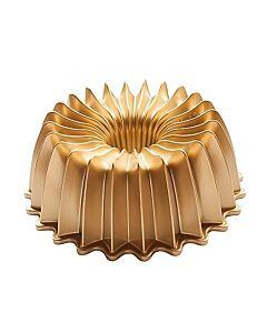 Nordic Ware Brilliance bakvorm ø 26 cm gietaluminium goudkleurig