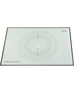 Rösle bak- en werkmat 68 x 53 cm siliconen grijs
