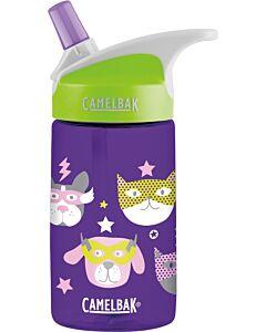 Camelbak Eddy Kids drinkfles 400 ml kunststof Heroes