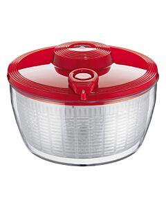 Küchenprofi slacentrifuge 3,25 liter kunststof rood
