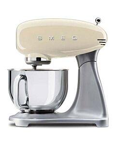 Smeg 50's style standmixer 4,8 liter crème