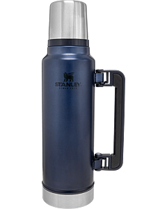 Stanley Classic thermosfles 1,4 liter donkerblauw