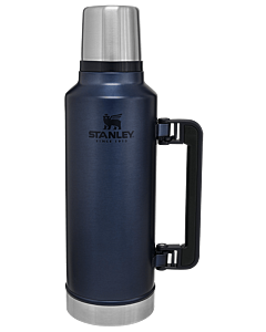 Stanley Classic thermosfles 1,9 liter donkerblauw