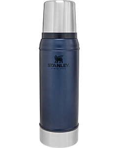 Stanley Classic thermosfles 750 ml donkerblauw