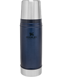 Stanley Classic thermosfles 470 ml donkerblauw