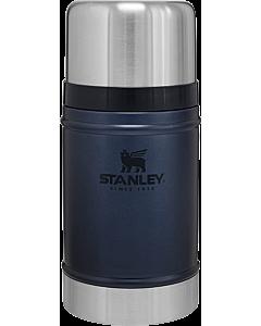 Stanley Classic vacuüm thermospot 700 ml donkerblauw