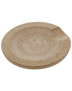 Epicurean lepelhouder rond ø 13,5 cm hout naturel