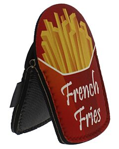 Il Cucinino French Fries pannenlap rood
