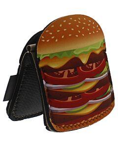 Il Cucinino Hamburger pannenlap oranje