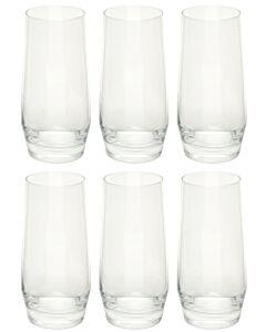 Schott Zwiesel Pure / Belfesta 79 longdrinkglas 542 ml kristalglas 6 stuks