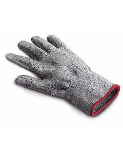Cuisipro snijbestendige handschoen 22 cm grijs