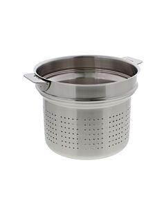 Cristel Strate Removable pasta-inzet ø 20 cm