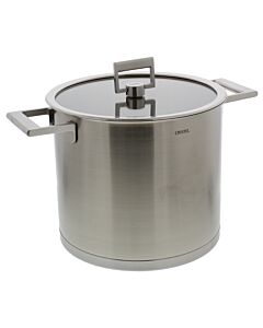 Cristel Strate soeppan met glasdeksel ø 24 cm 9,4 L rvs