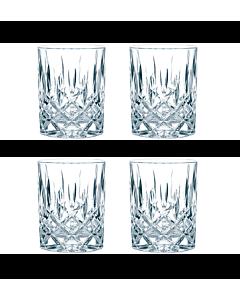 Nachtmann Noblesse whiskyglas 295 ml kristalglas 4 stuks