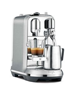Sage Creatista Plus Nespressomachine RVS