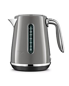 Sage The Soft Top Luxe Kettle waterkoker Smoked Hickory