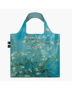 Loqi Museum Collection - Almond Blossom opvouwbaar tasje polyester