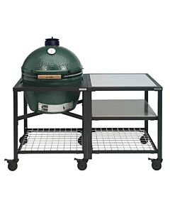 Big Green Egg Modular Outdoor Workspace compleet systeem SS-SS-Grid incl. XXL barbecue