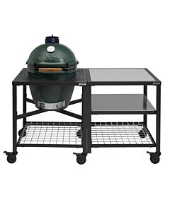 Big Green Egg Modular Outdoor Workspace compleet systeem SS-SS-Grid incl. Large barbecue