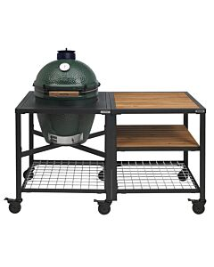 Big Green Egg Modular Outdoor Workspace compleet systeem acacia incl. Large barbecue