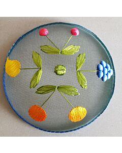 Home & Kitchen supply vliegenkap fruit ø 35,5 cm