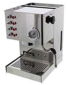 Isomac Venus espressomachine 3 liter rvs glans