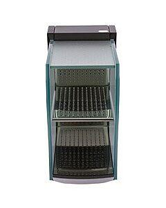 JURA Cup Warmer-Z koppenwarmer 24 kopjes gesatineerd glas