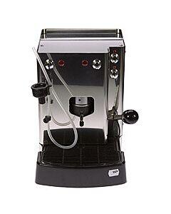 La Piccola Sara Vapore espressomachine 3 liter rvs glans