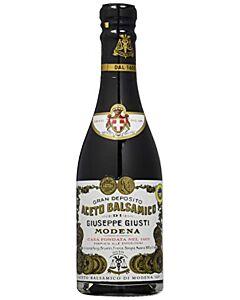 Giuseppe Giusti Il Classico balsamico-azijn 8 jaar 250 ml in champagnefles