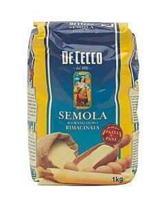 De Cecco Semola pastameel 1 kg
