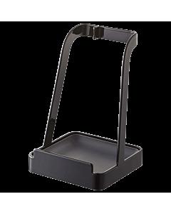 Yamazaki Ladle & Lid standaard staal zwart