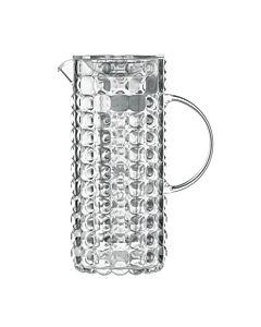 Guzzini Tiffany karaf met koelelement 1,75 liter kunststof transparant